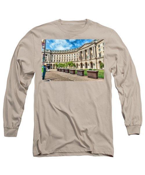 Curved Epa Long Sleeve T-Shirt