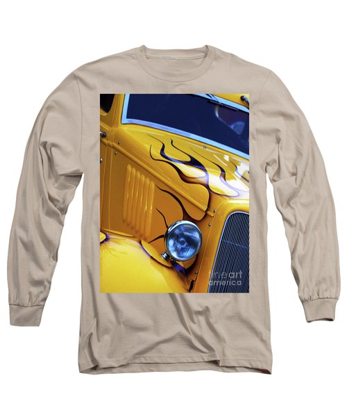 Long Sleeve T-Shirt featuring the photograph Custom 1934  Ford Artwork by Baggieoldboy