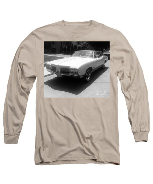 Cutlass Supreme S X Long Sleeve T-Shirt