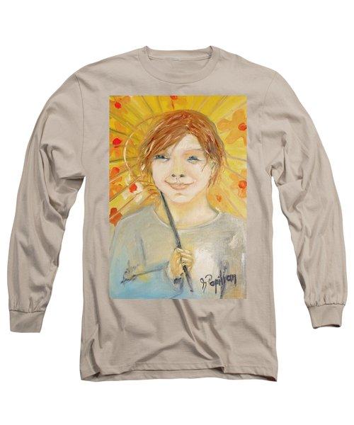 Cuz I'm Happy Long Sleeve T-Shirt