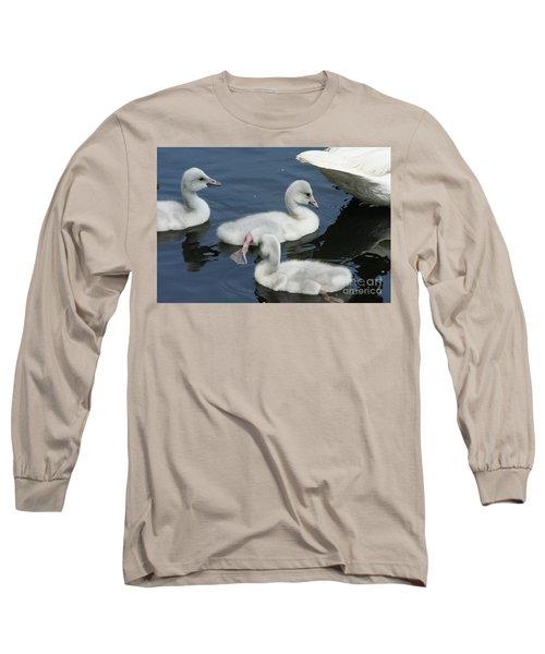 Cygnets Long Sleeve T-Shirt