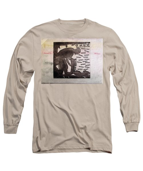 D U Rounds Project, Print 10 Long Sleeve T-Shirt
