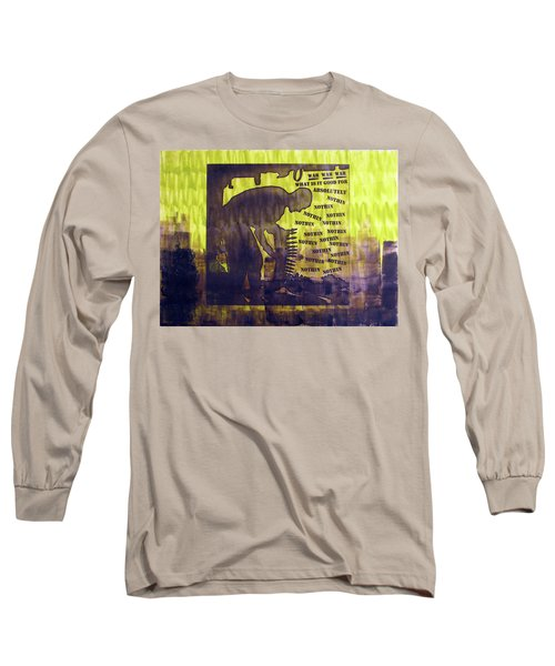D U Rounds Project, Print 12 Long Sleeve T-Shirt
