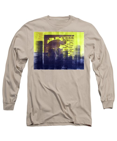 D U Rounds Project, Print 23 Long Sleeve T-Shirt