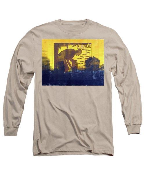 D U Rounds Project, Print 31 Long Sleeve T-Shirt