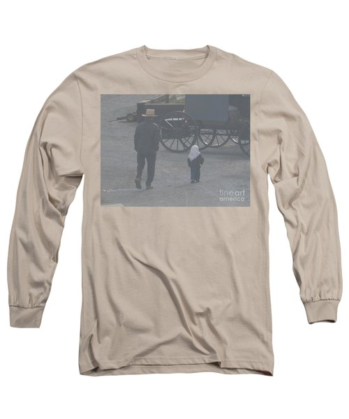 Dad And Daughter Long Sleeve T-Shirt