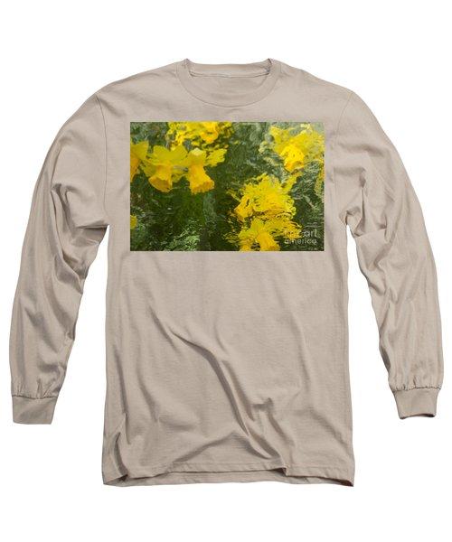Daffodil Impressions Long Sleeve T-Shirt