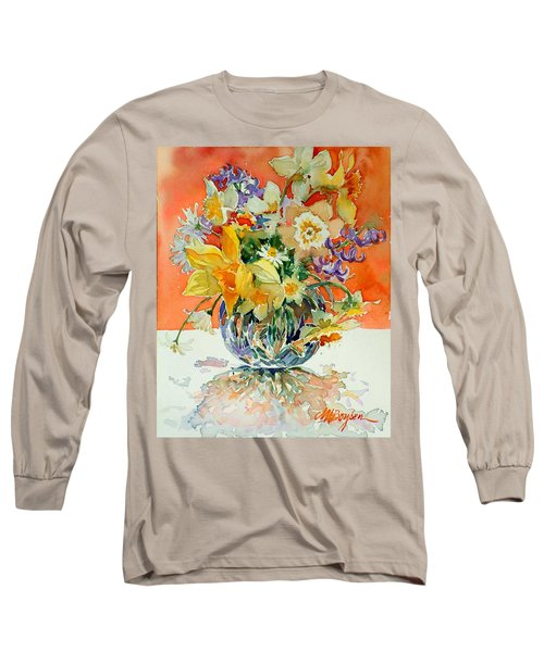 Daffs And Daisies Long Sleeve T-Shirt