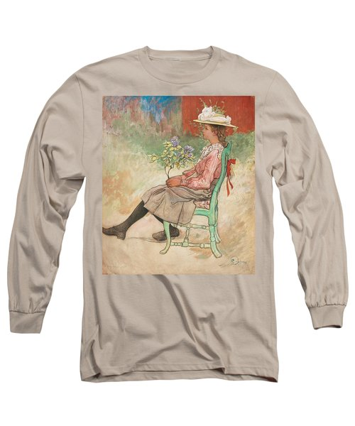 Dagmar Grill Long Sleeve T-Shirt