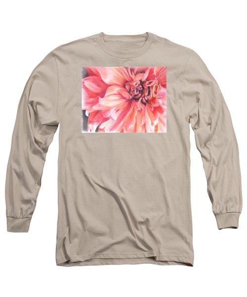 Dahlia 1 Long Sleeve T-Shirt