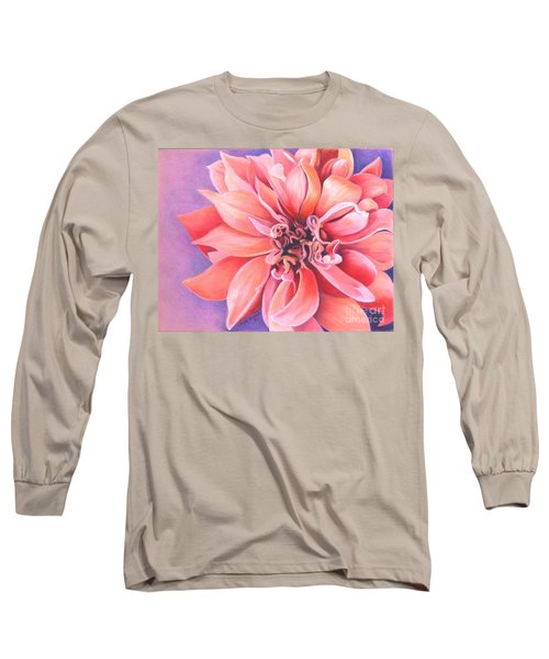 Dahlia 2 Long Sleeve T-Shirt