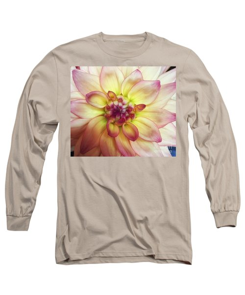 Dahlia Delight Long Sleeve T-Shirt