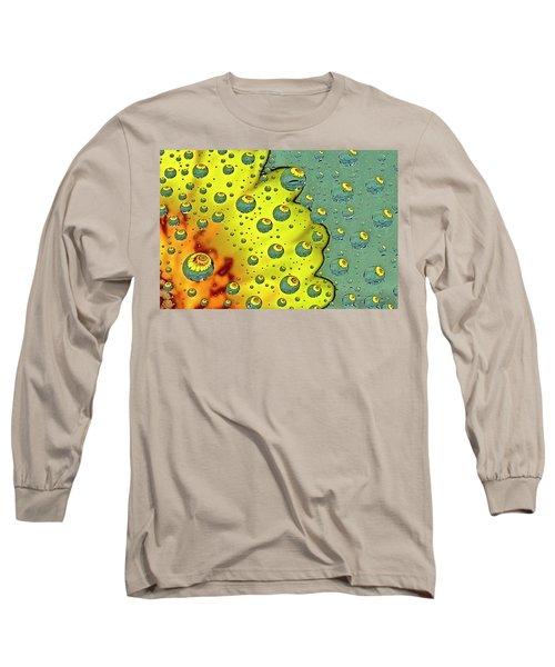 Dahlia Galaxy One Long Sleeve T-Shirt