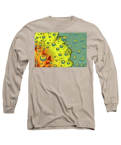 Dahlia Galaxy One Long Sleeve T-Shirt