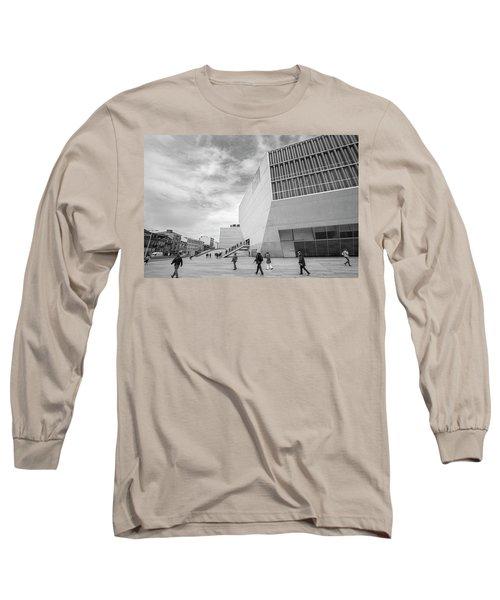 Daily Life Long Sleeve T-Shirt