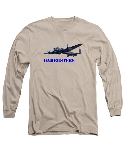 Dambusters Long Sleeve T-Shirt by Scott Carruthers
