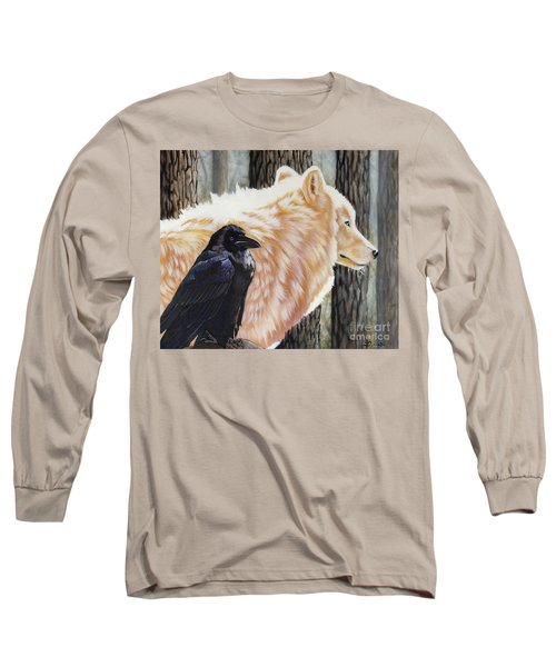 Dance In The Light Long Sleeve T-Shirt by Sandi Baker