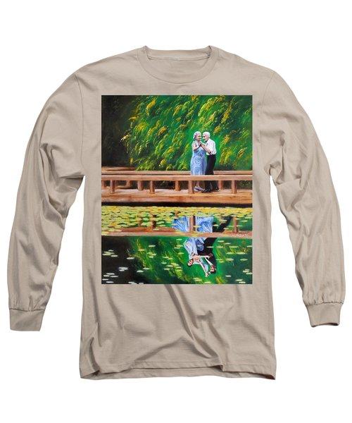 Dance Reflection Long Sleeve T-Shirt
