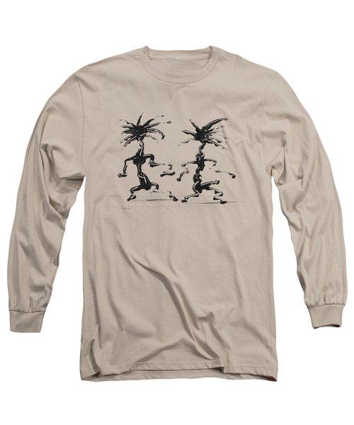Dancing Couple 5 Long Sleeve T-Shirt