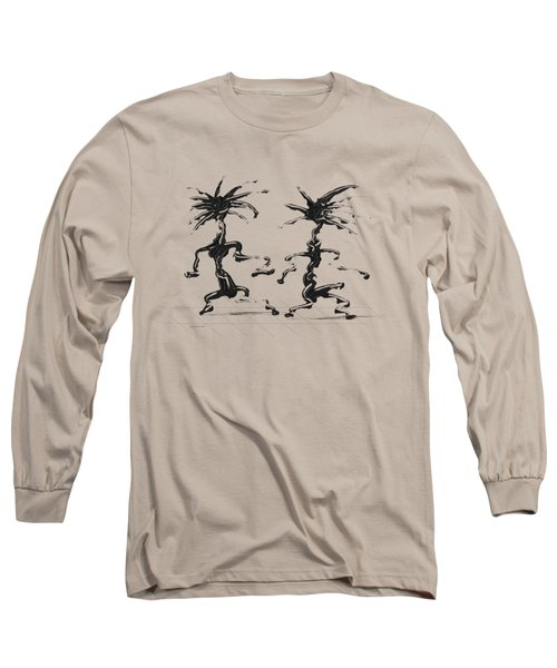 Dancing Couple 5 Long Sleeve T-Shirt