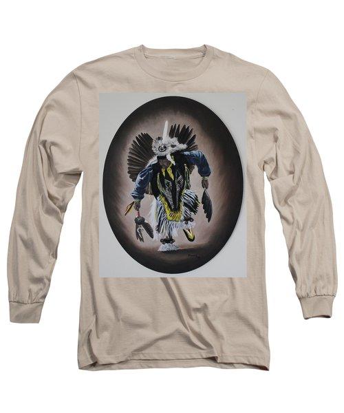 Dancing In The Spirit Long Sleeve T-Shirt