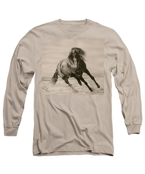 Dancing Pace Long Sleeve T-Shirt