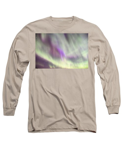 Long Sleeve T-Shirt featuring the photograph Dancing With The Stars by Larry Ricker