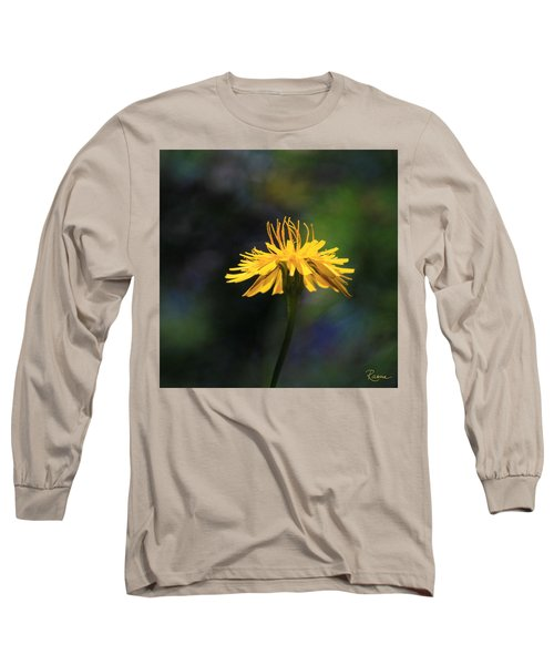 Dandelion Dance Long Sleeve T-Shirt