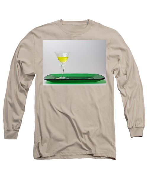 Long Sleeve T-Shirt featuring the photograph Dandelion Wine by Susan Capuano
