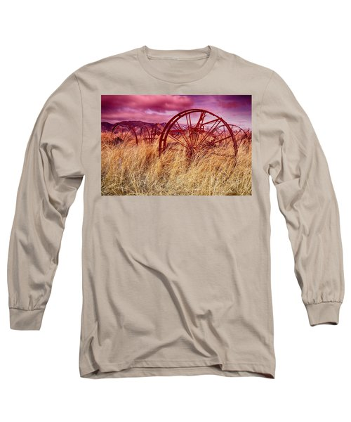 Dangberg Home - Farm Machinery Long Sleeve T-Shirt