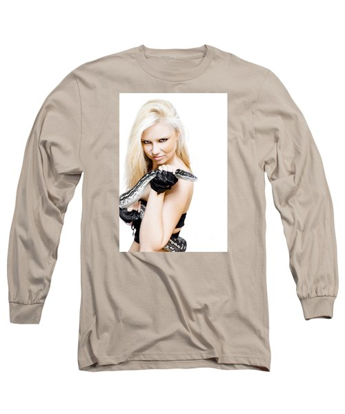 Dangerous Woman Long Sleeve T-Shirt