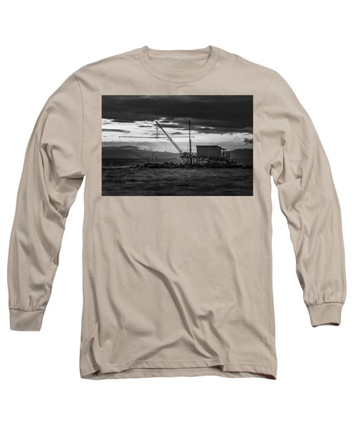 Dark Waters Long Sleeve T-Shirt
