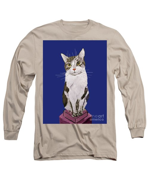 Date With Paint Sept 18 11 Long Sleeve T-Shirt