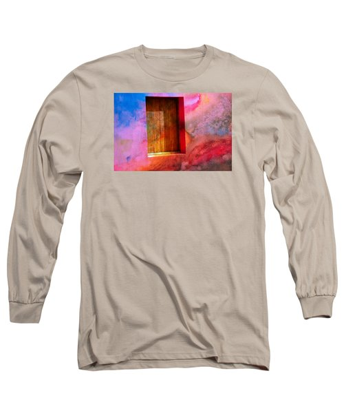 Daubed Long Sleeve T-Shirt