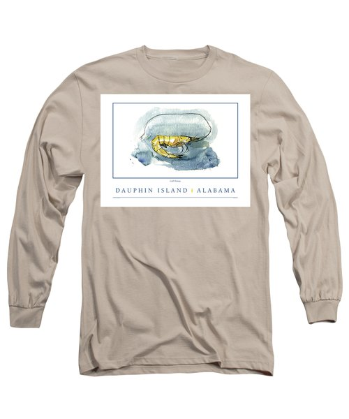 Dauphin Island, Alabama Long Sleeve T-Shirt