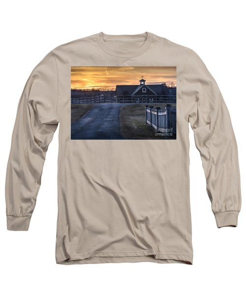 Dawn Breaking Long Sleeve T-Shirt