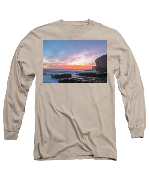 Long Sleeve T-Shirt featuring the photograph Dawn by Catherine Lau