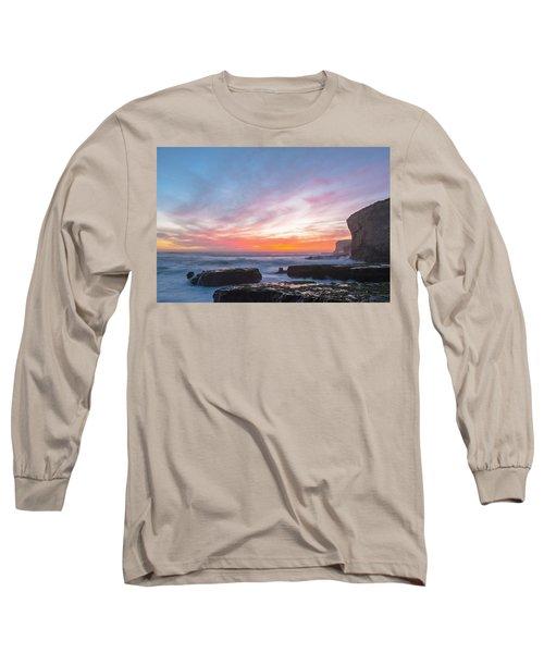 Dawn Long Sleeve T-Shirt by Catherine Lau