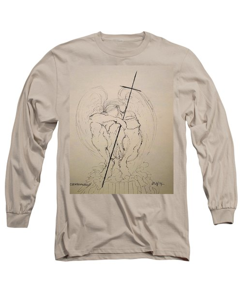 Daydreaming Of The Return To Love Long Sleeve T-Shirt