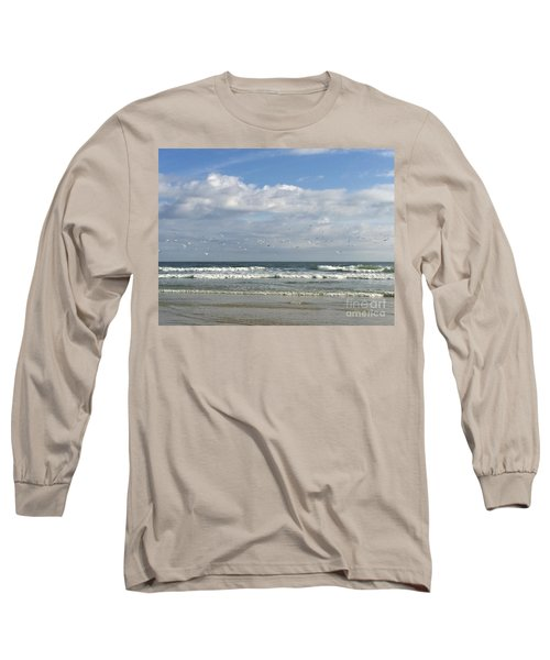 Daytona Beach 3 Long Sleeve T-Shirt