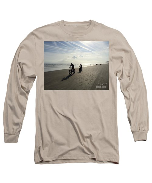 Daytona Beach Bikers Long Sleeve T-Shirt
