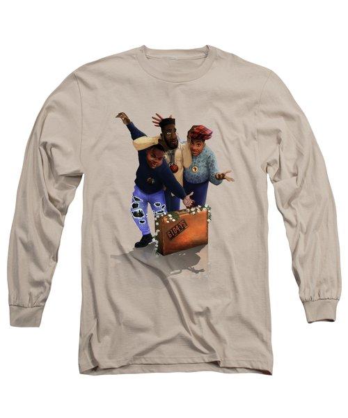 De La Soul Long Sleeve T-Shirt