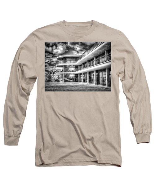 De La Warr Pavillion Long Sleeve T-Shirt
