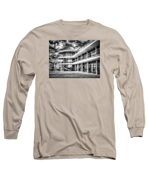 De La Warr Pavillion Long Sleeve T-Shirt
