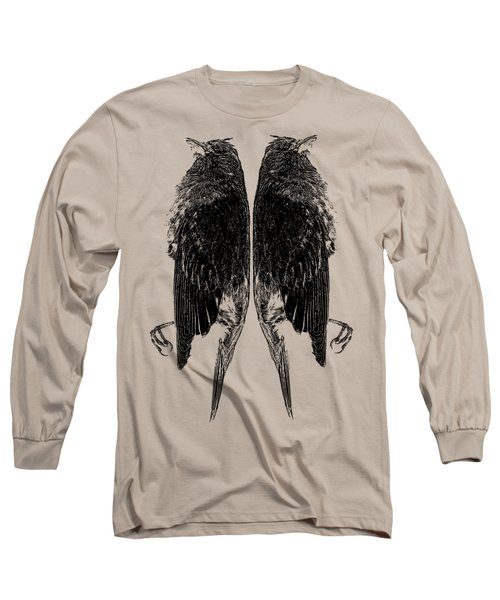 Dead Birds Tee Long Sleeve T-Shirt