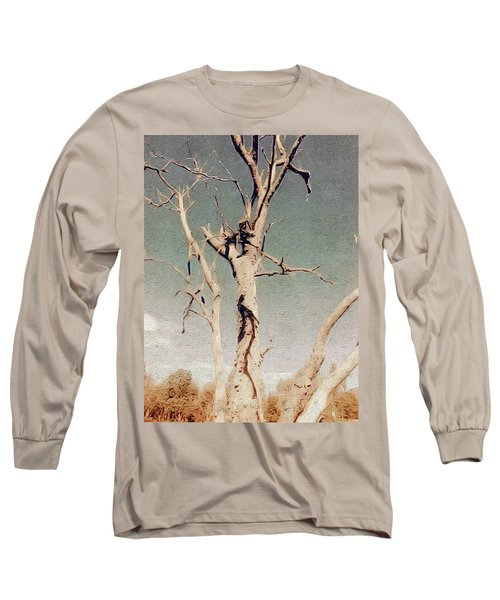 Dead Tree, Outback. Long Sleeve T-Shirt