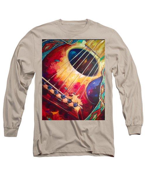 Dearest Freind  Long Sleeve T-Shirt by Heather Roddy