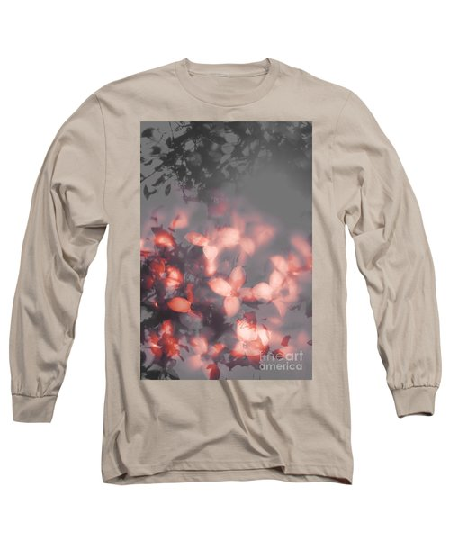 Death Blooms Long Sleeve T-Shirt
