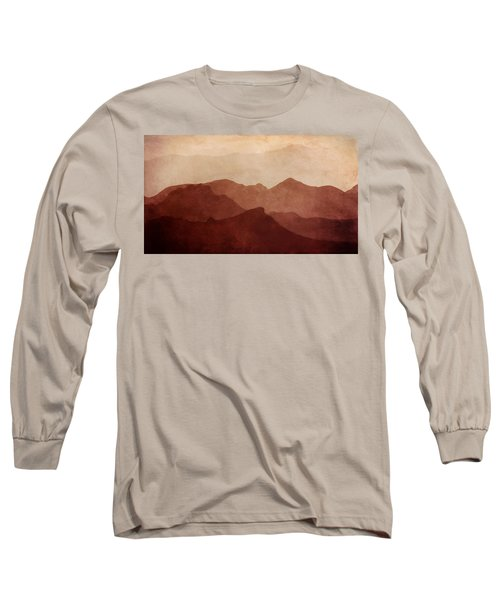 Death Valley Long Sleeve T-Shirt
