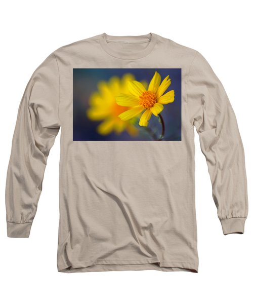 Long Sleeve T-Shirt featuring the photograph Death Valley Superbloom 503 by Daniel Woodrum